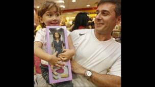 Muñeca de Kate Middleton