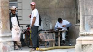 Гаванский сапожник (фото и текст Анны Висенс)