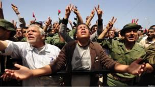 Похороны в Мисрате