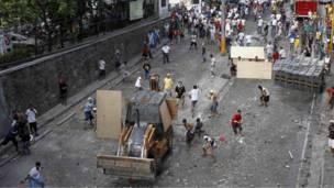 Трущобы в Маниле