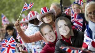 Королевские фанаты