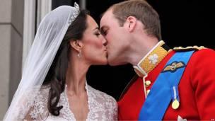 威廉与凯特婚礼