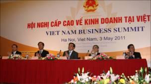 """""""Hội nghị Cấp cao về Kinh Doanh tại Việt Nam"""""""