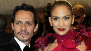 女星詹妮弗·洛佩兹与丈夫