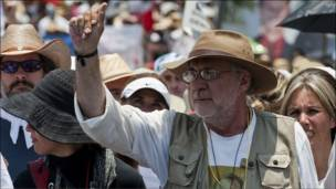 Gangamin adawa da amfani da miyagun kwayoyi a Mexico
