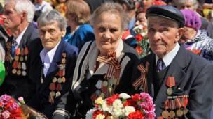 9 мая в Каменногорском городском поселении (Выборгский район, Ленинградской области