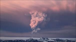núi lửa Grimsvotn