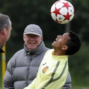 Alex Ferguson dan Nani