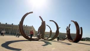 Скульптуры Вене