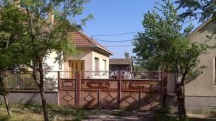 Rumah tempat Mladic bersembunyi