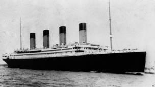 "Фото ""Титаника"" примерно от 1912 года"