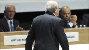 Hotuna: Babban taron Hukunmar kwallon kafa ta FIFA