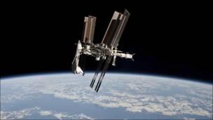 इंटरनेशनल स्पेस स्टेशन