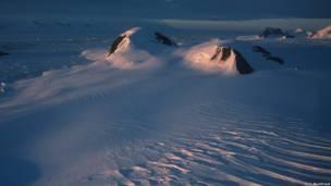 Glaciar Eureka