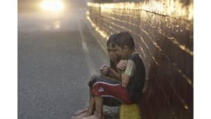 موسم الأمطار يضرب مانيلا