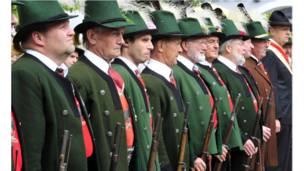 احتفال تقليدي في بافاريا