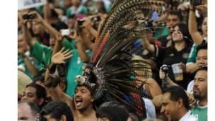 زي تشجيعي للمنتخب المكسيكي