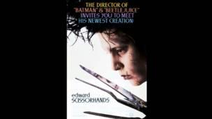 پوستر ادوارد دست قیچی