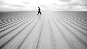 Foto: Rooftop Walk/David Poultney/Art of Building Digital Photography Competition