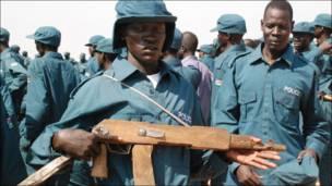 Sabuwar kasar Kudancin Sudan