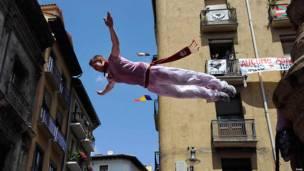 Фестиваль Сан-Фермин в Испании