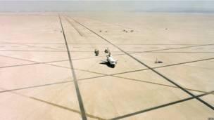 """Шаттл """"Колумбия"""" готовится к старту с космического центра Кеннеди"""