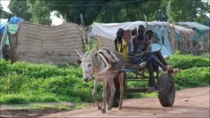 په جنوبي سودان کې بې وزلي د چارواکو پروړاندې یو ستر ګواښ دی .