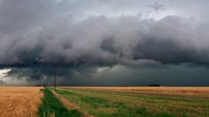 Tempestade no Texas. Fotos: Mark Humpage/Caters
