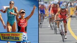 BÁRBARA RIVERO DÍAZ - País: Chile - Deporte: Triatlón