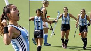 LAS LEONAS - País: Argentina - Deporte: Hockey