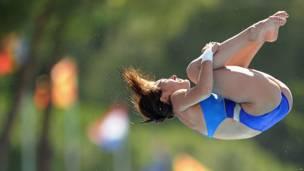PAOLA ESPINOSA - País: México - Deporte: Clavados (plataforma 10 m, trampolín)