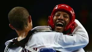 YULIS GABRIEL MERCEDES – País: Rep. Dominicana – Deporte: Taekwondo (58 kg.)