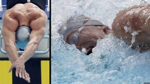 CESAR CIELO FILHO - País: Brasil - Deporte: Natación (50 y 100 m. estilo libre)