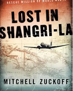 Pasta del libro Perdidos en Shangri-La