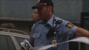 Поліція перекрила вулиці довкола враженого району