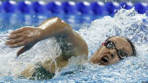 KRISTEL KÖBRICH - País: Chile - Deporte: Natación (1.500 m.)