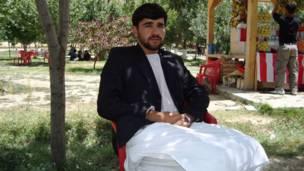 د بي بي سي افغانستان په څانګه کې د احمد امید خپلواک همکاران