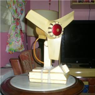 Советский вентилятот