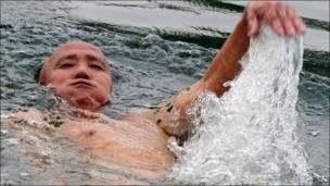 Плавання в Пекіні
