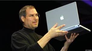 Máy tính xách tay Powerbook