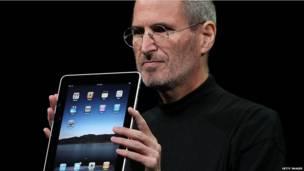 Chiếc máy tính bảng iPad của Apple