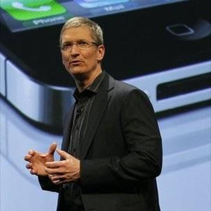 5a235de5adc Quién es Tim Cook, el nuevo jefe de Apple - BBC News Mundo