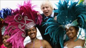 Мер Лондона рекламує карнавал