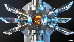 42ae25266b08 Image caption Desde los años 60 se usan relojes atómicos.