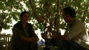 ژیار گل در مصاحبه با ئه ویندار از پژاگ
