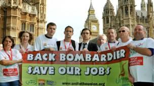 احتجاج امام مقر البرلمان في لندن