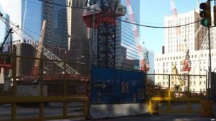 """Bên trong khu vực """"Ground Zero"""""""