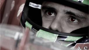 Felipe Massa antes do GP do Canadá (foto: Andrew Hone / Sightsavers)