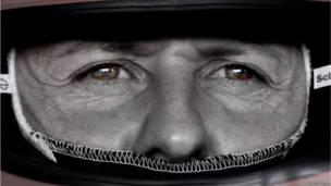 Michael Schumacher antes do GP da Austrália (foto: Andrew Hone / Sightsavers)