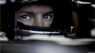 Sebastian Vettel antes do GP do Canadá (foto: Andrew Hone / Sightsavers)